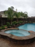 Tropical,Flagstone,Pools,Stone Work,Residential,