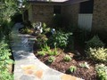 Gardens,Walkways,Flagstone,Lanscape Design,Residential,