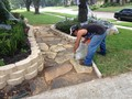 Walkways,Flagstone,Lanscape Design,Residential,