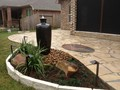Flagstone,Waterfeatures,Lanscape Design,Outdoor Lighting,Residential,